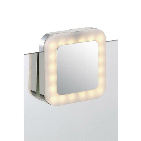 Badleuchte Briloner Splash LED Badezimmerleuchte Spiegelleuchte